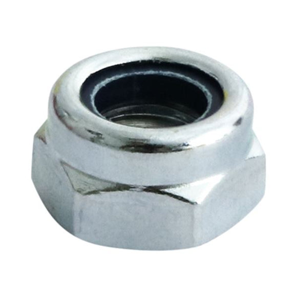 Nylon Nuts - Type T - (Full Range M6-M12)