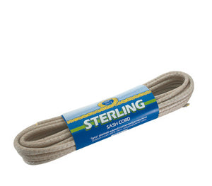 NO.4 Sash Cord Waxed Cotton - 12.5M