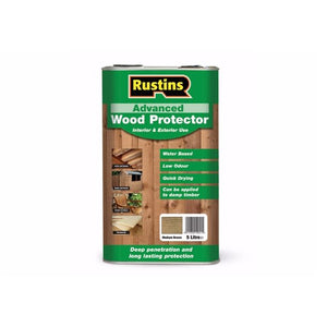Advanced Wood Protector - Green & Dark Brown