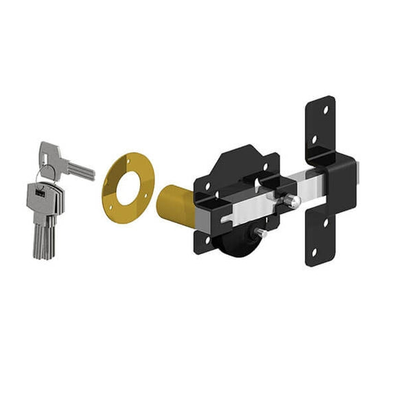 Rimlock Single Locking Type Stainless Steel 2