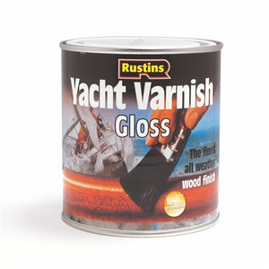 Yacht Varnish - Gloss & Satin