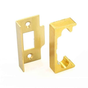 Rebate Kit For Mortice Latch Brass/Nickel