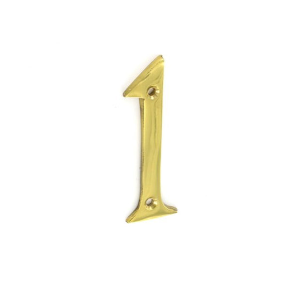 No.1 Numeral 75mm - (Click for Range)