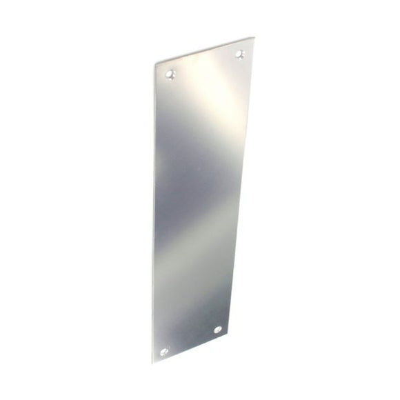 Chrome Fingerplate 300mm