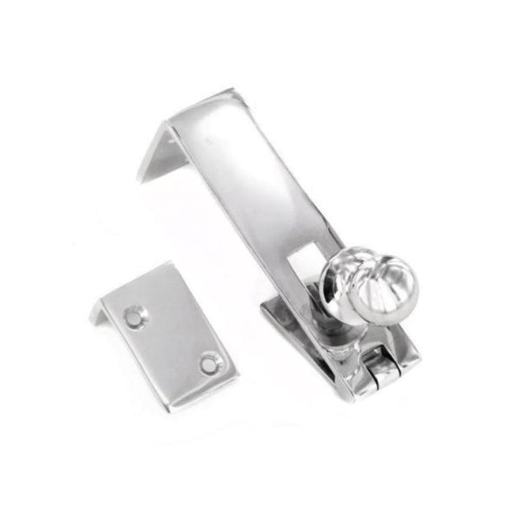 Chrome Counterflap Catch 83mm