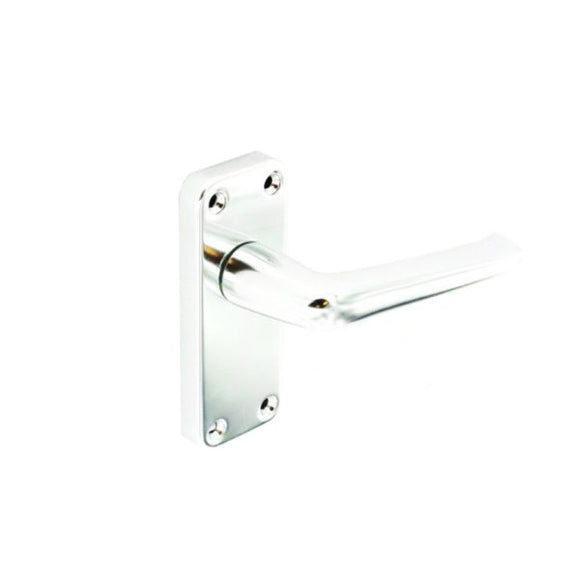 Aluminium Latch Handle 100mm