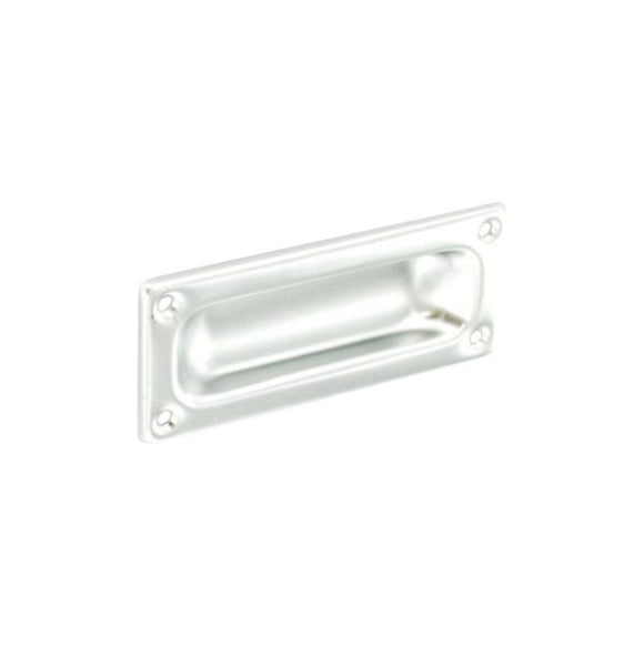 Aluminium Flush Pull 90mm