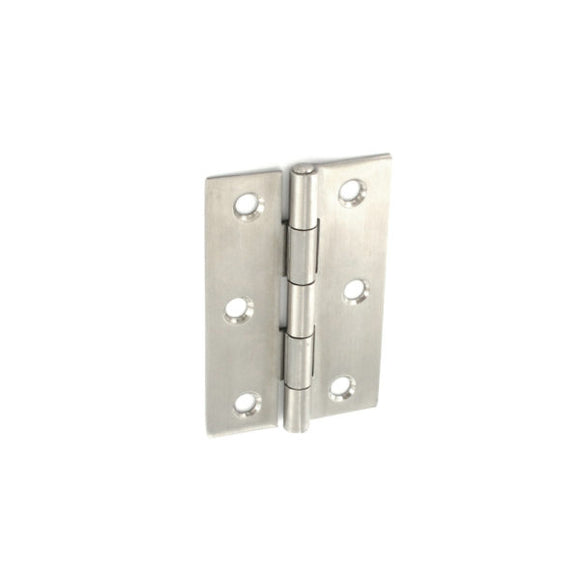 Stainless Steel Satin Butt Hinges - (Click for Range)