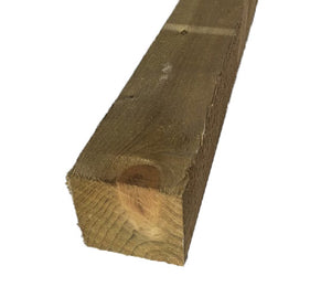 Fence Posts Treated (Price per Post - Click for Range)