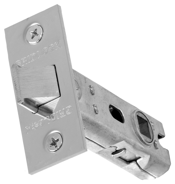 Tubular Latch Brass - (Click for Range)