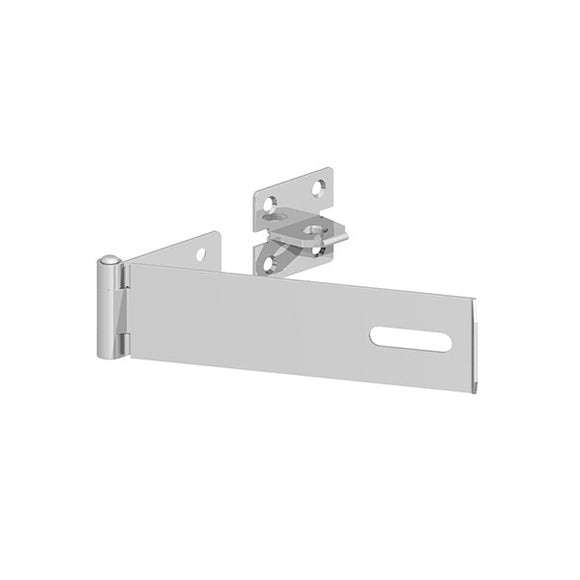 Hasp & Staples - Bzp Safety Pattern 4 & 6