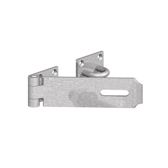Heavy Hasp & Staple Safety 7