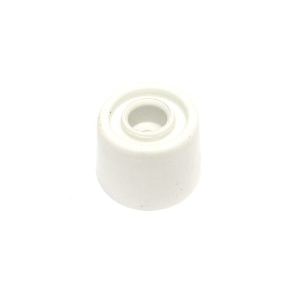 Door Stop White 30mm
