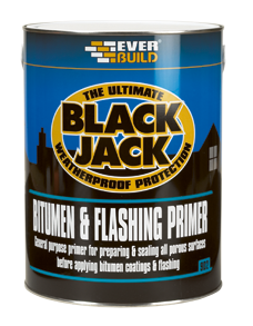 Bitumen & Flash Primer 1Ltr