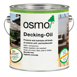 Decking Oil Clear - (Click for Range)