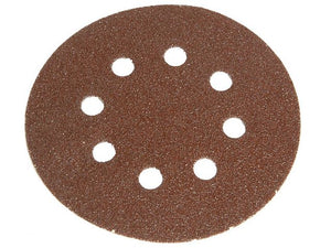 Hook and Loop Sanding Discs - DID 3 125mm (Click for Range)