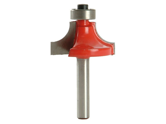 Router Bit TC Rounding Over - Shank 0.25
