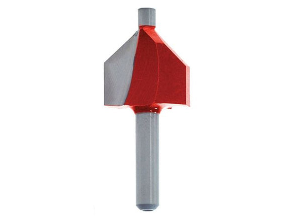 Router Bit TC 45 Degree Chamfer