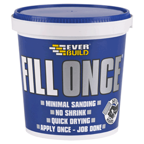 Fill Once - (Click for Range)