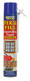 Fix & Fill Expanding Foam 750ml
