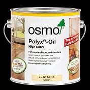 Polyx Oil Satin Clear - (Click for Range)