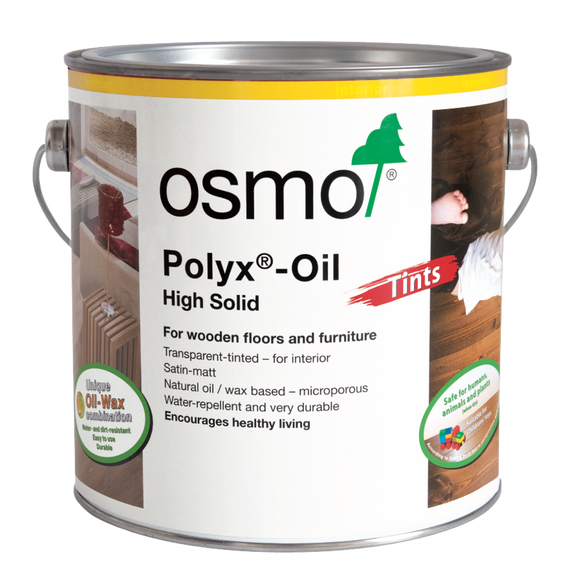 Polyx Oil Tints 750Ml - (Click for Range)