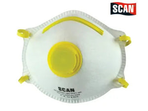 Masks - Moulded Valved Disposable (3)