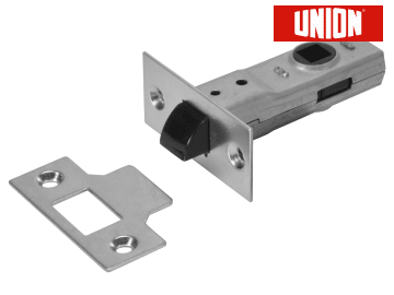 Essentials Tubular Latch Zinc - (Click for Range)
