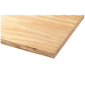 WBP Hardwood Throughout Exterior Plywood - (Click for Range)