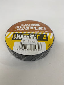 PVC INSULATION TAPE (19mm x 33Mtr)