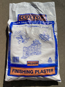 Finishing Plaster