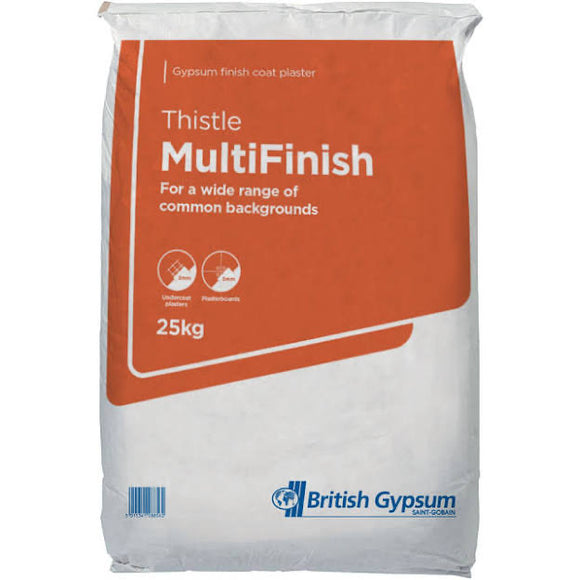 Multi Finish Thistle - 25Kg