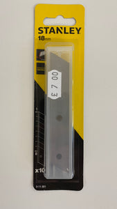 Knife Blades Stanley Snap Off (10)
