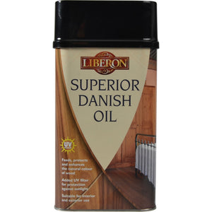 Danish Oil Liberon 500ml