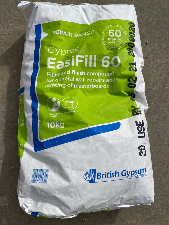 Easi-Fill Gyproc 10Kg