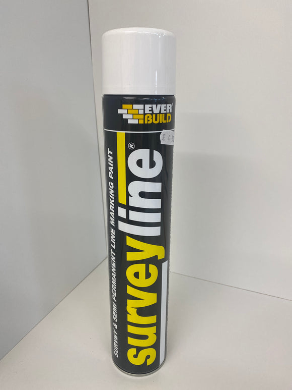 Survey White Line 700ml