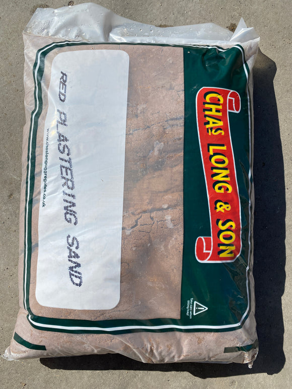 Plastering Sand Double Washed- 25Kg
