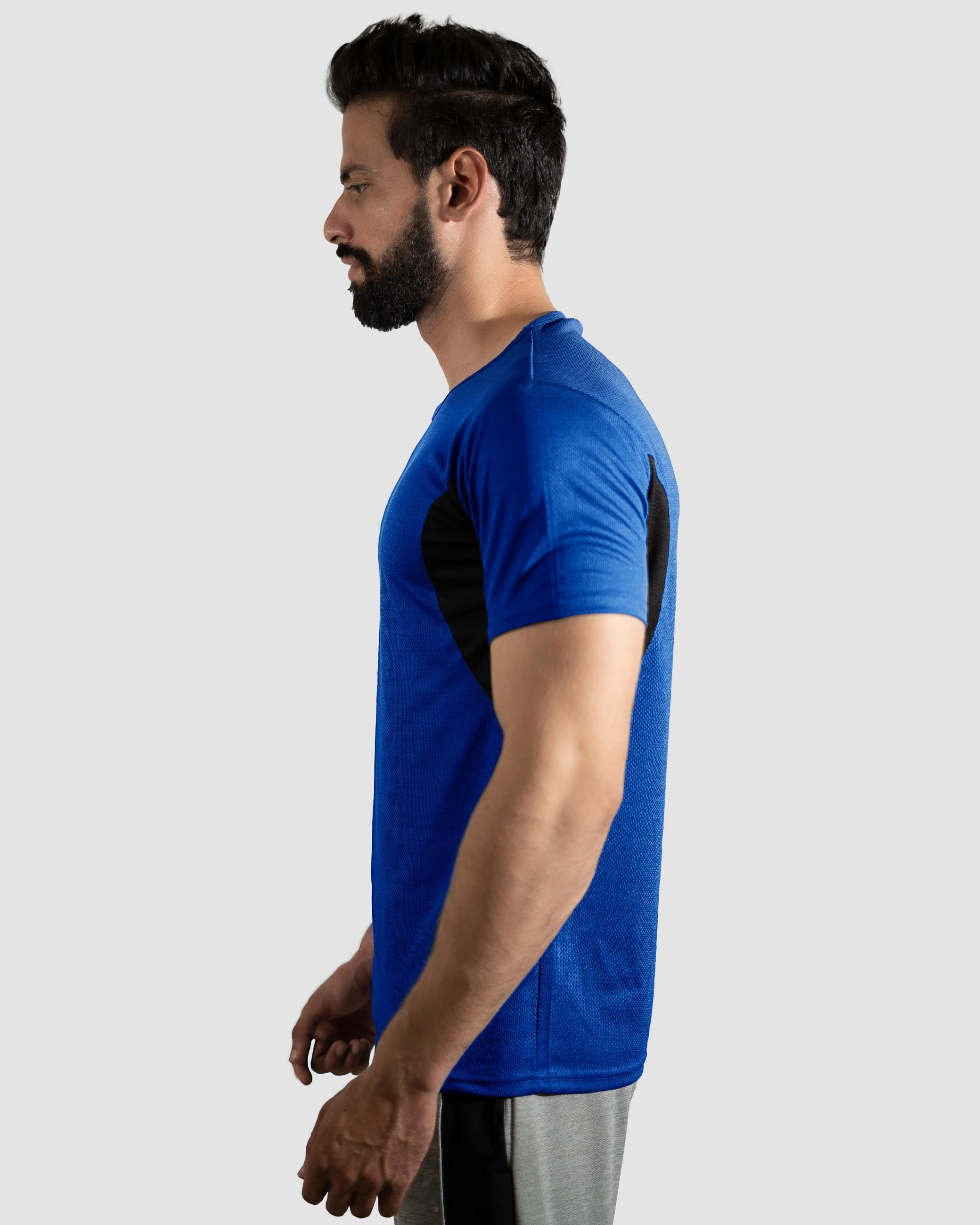 Flex-Fit Techno T-Shirt (Blue) Athflex