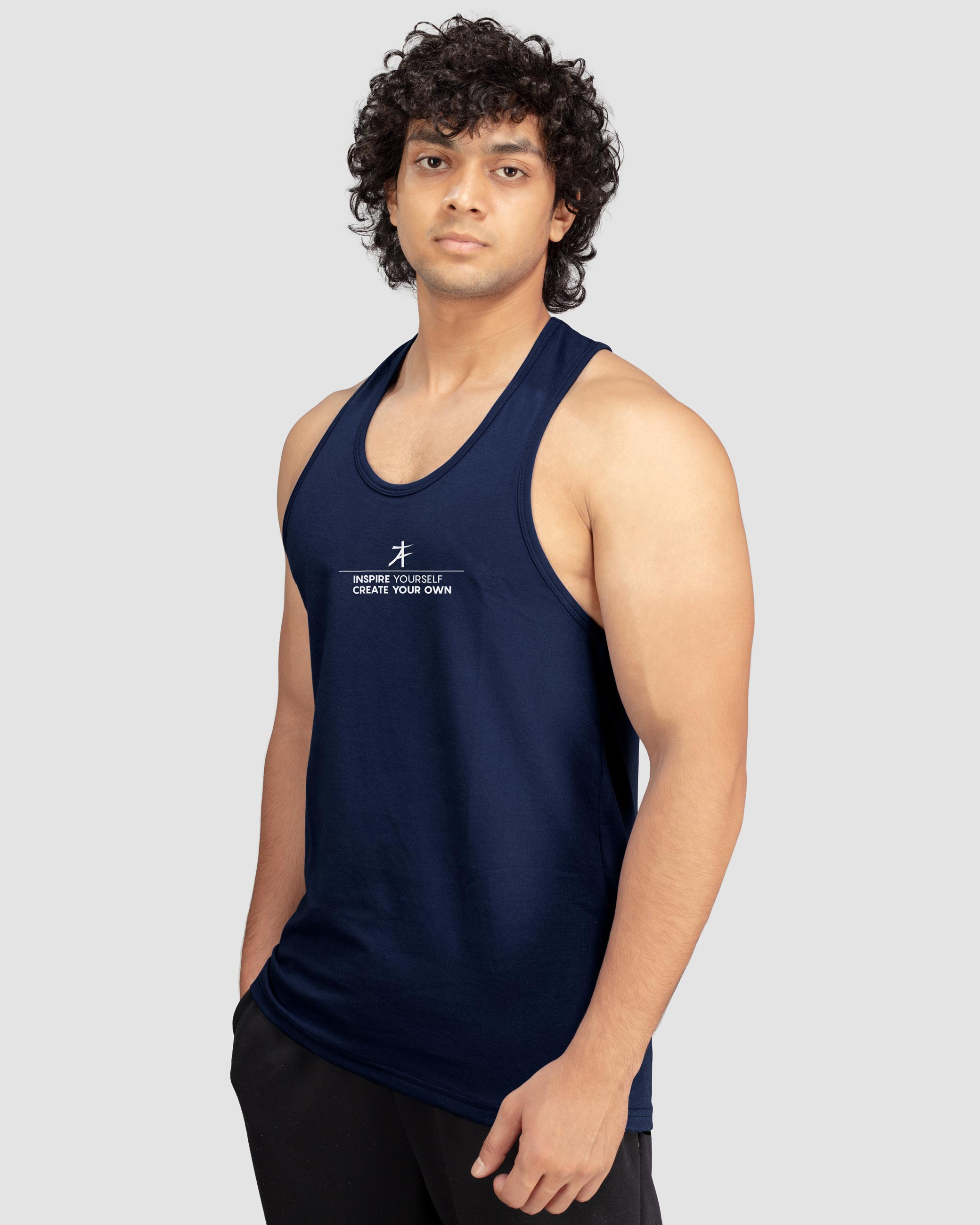 Flex Leisure Wefty Stringers(Navy Blue) Athflex