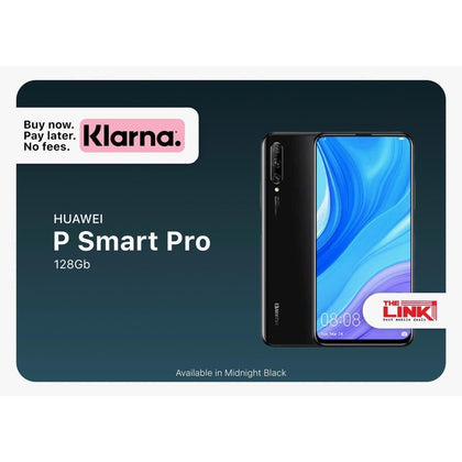 Brand New, Huawei P Smart Pro Dual SIM, 128GB,Sim Free, 24 Month Warranty - The Link Oldham