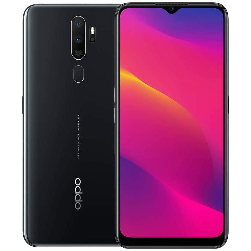 OPPO A5 2020 Snapdragon 665 5000mAh Dual Sim Ultra Wide Quad Camera Smartphone - The Link Oldham