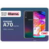 Brand New Samsung Galaxy A70, 128GB, 24 Months Manufacturing Warranty - The Link Oldham