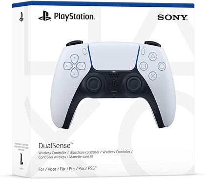 Sony DualSense Bluetooth Controller for PS5 - Black/White - The Link Oldham