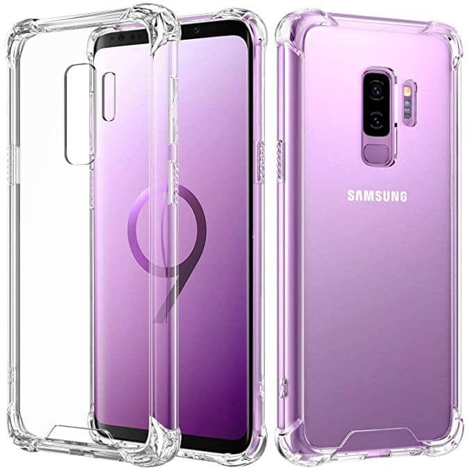 All Samsungs Protection Bundle, Anti-shock Case, full Protection, 10-D Protector - The Link Oldham