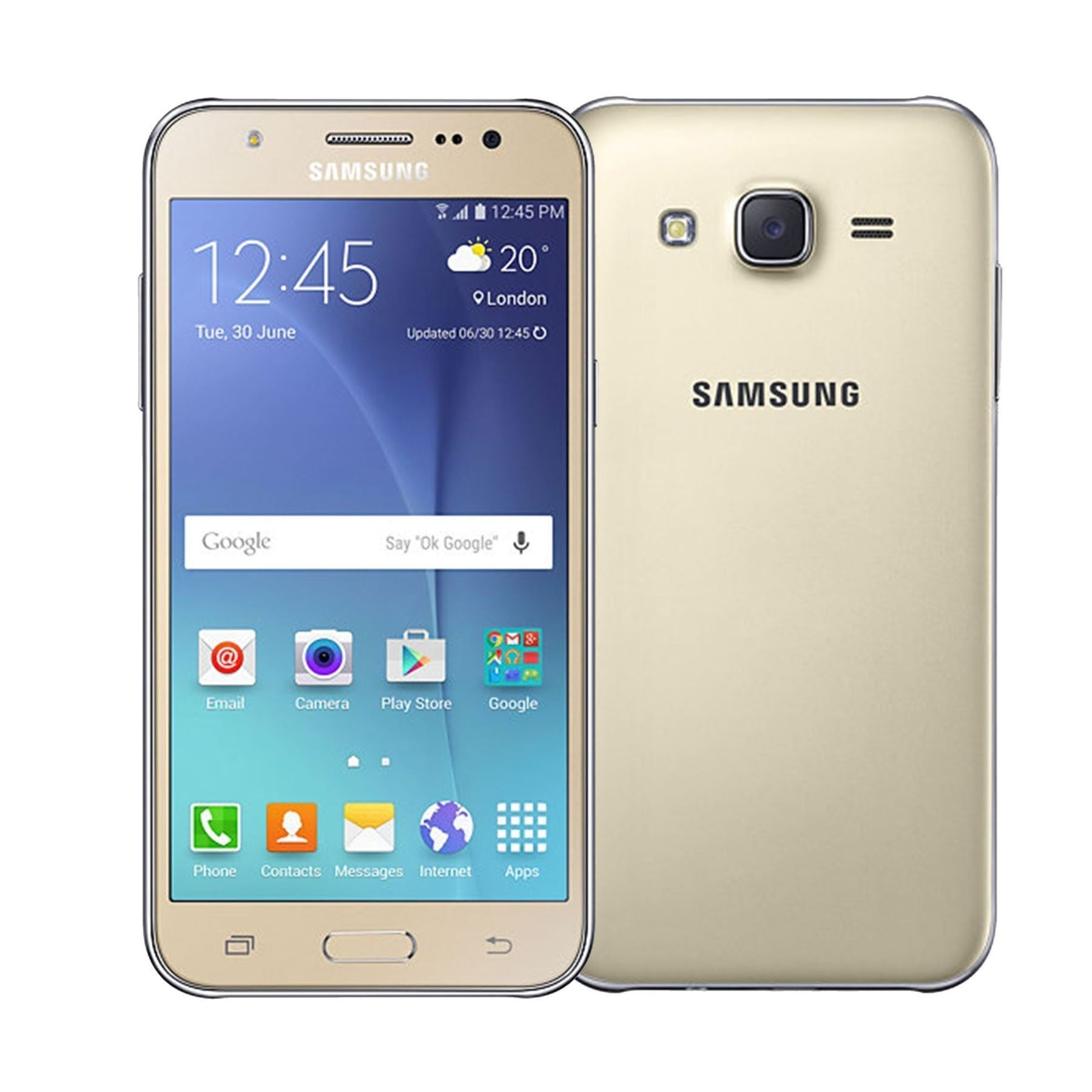 Brand New, Samsung J3-6, 16GB Unlocked, 4G - The Link Mobiles