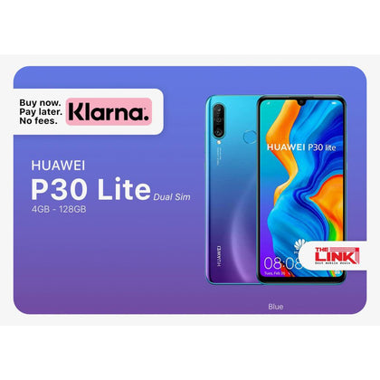 Brand New, Huawei P30 Lite 128GB,  4GB Ram Unlocked, 24 Month Huawei Warranty - The Link Oldham