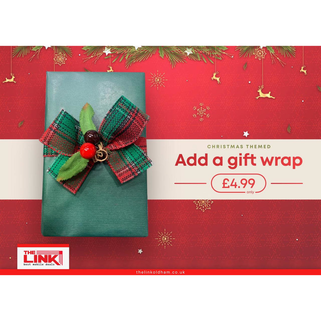 Gif Wrap, For Christmas & Birthday's - The Link Oldham