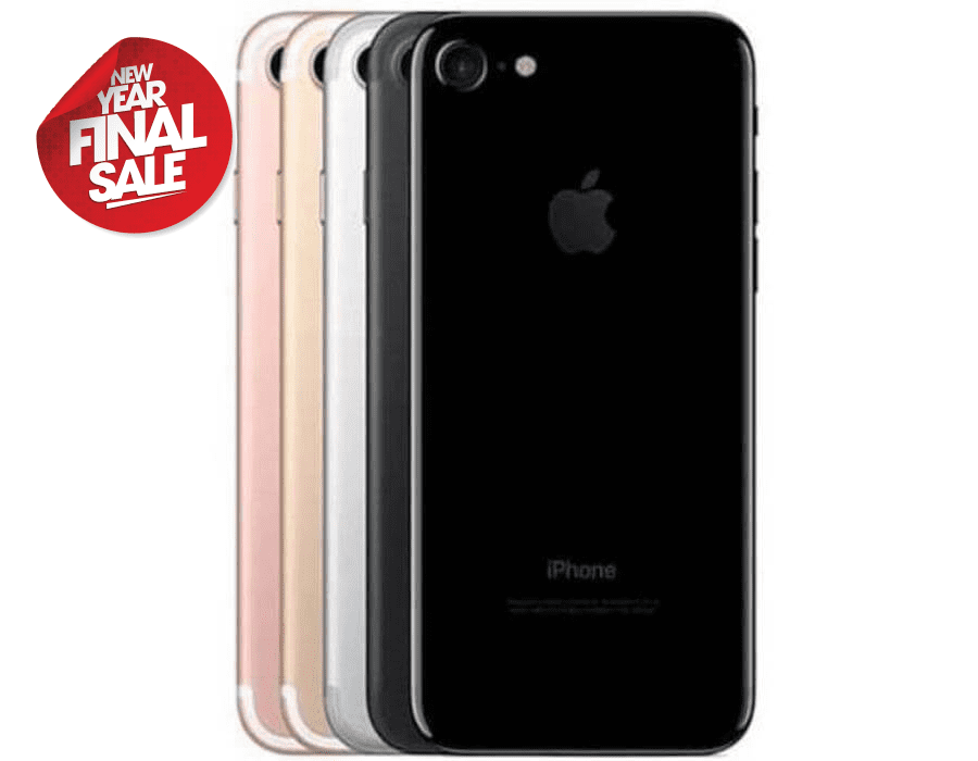 Apple, iPhone 7, Sim Free, 12 Months Warranty - The Link Oldham