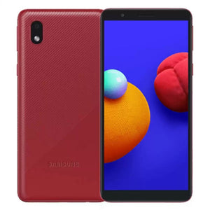 Samsung Galaxy A01 Core black, RED, Blue - The Link Mobiles