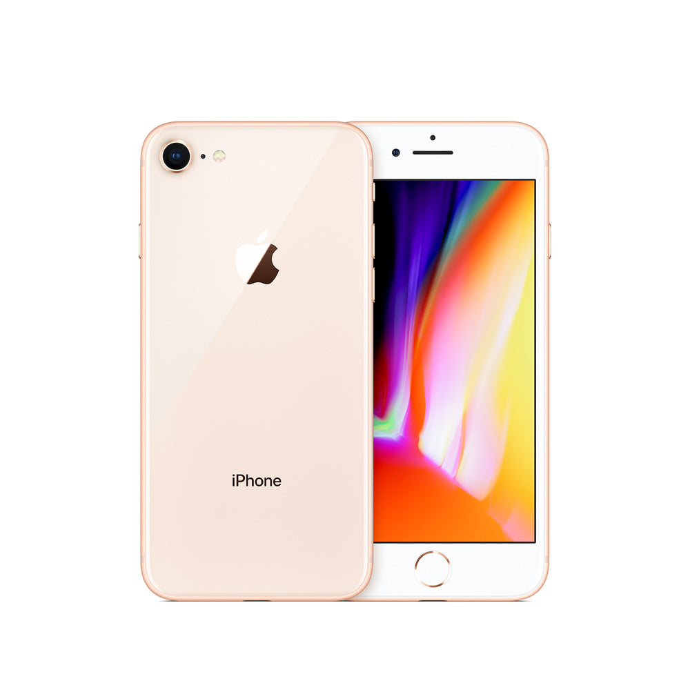 Apple, IPhone 8, 64 GB Gray Gold - The Link Mobiles